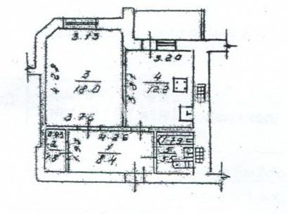 Продается 1-комнатная Квартира на ул. Заболотного Ак. — 37 000 у.е. (фото №9)