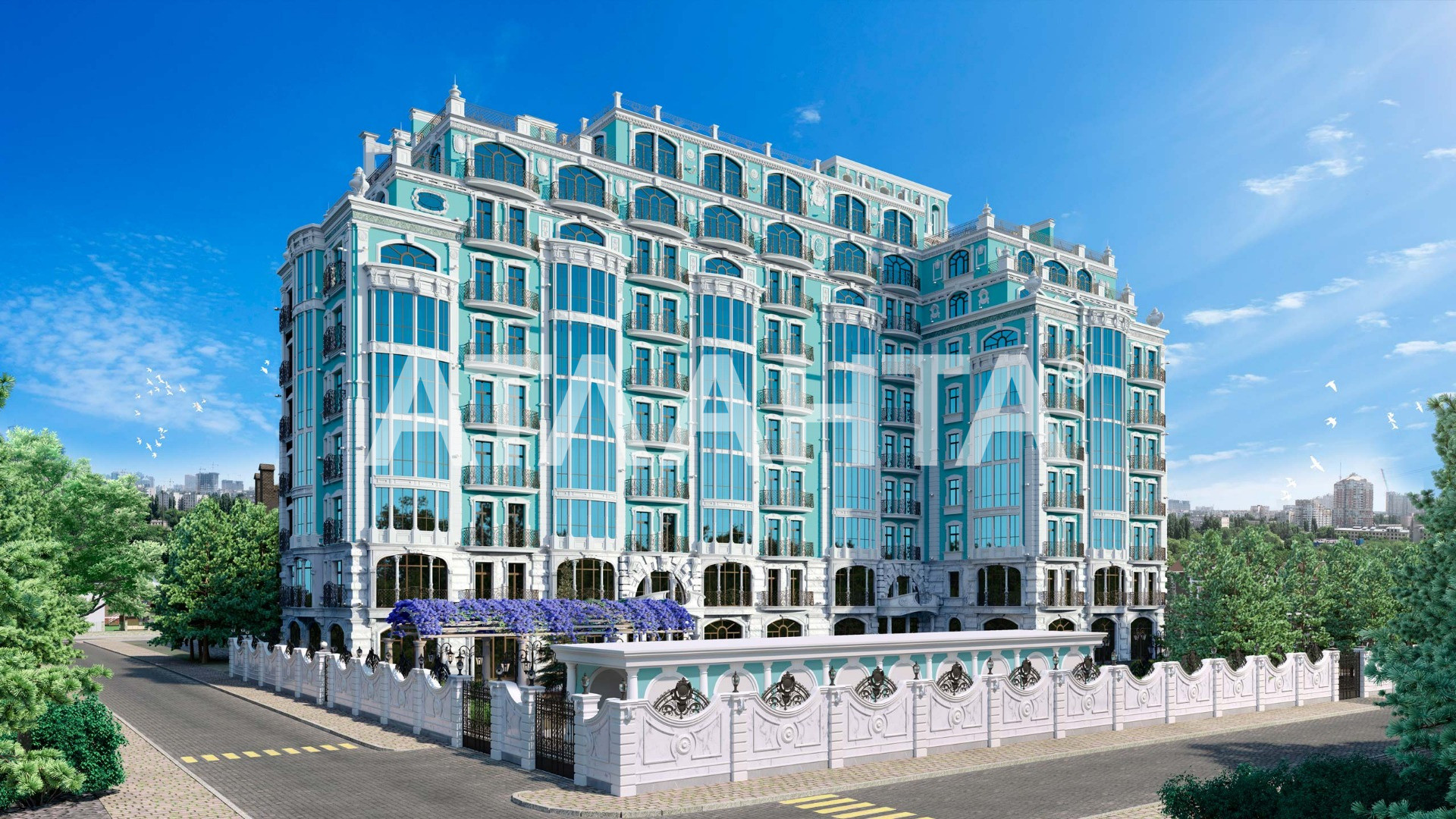 Продается 3-комнатная Квартира на ул. Французский Бул. (Пролетарский Бул.) — 301 530 у.е.