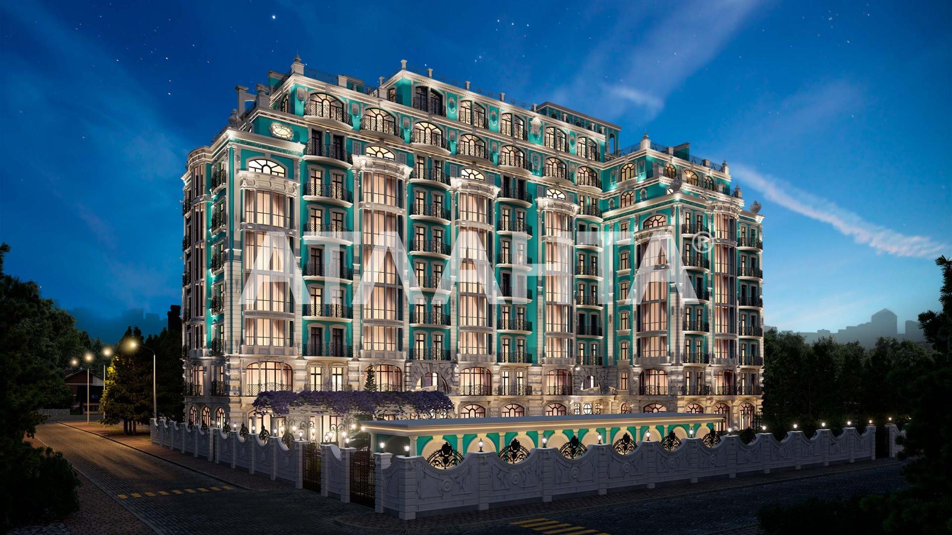 Продается 3-комнатная Квартира на ул. Французский Бул. (Пролетарский Бул.) — 301 530 у.е. (фото №2)