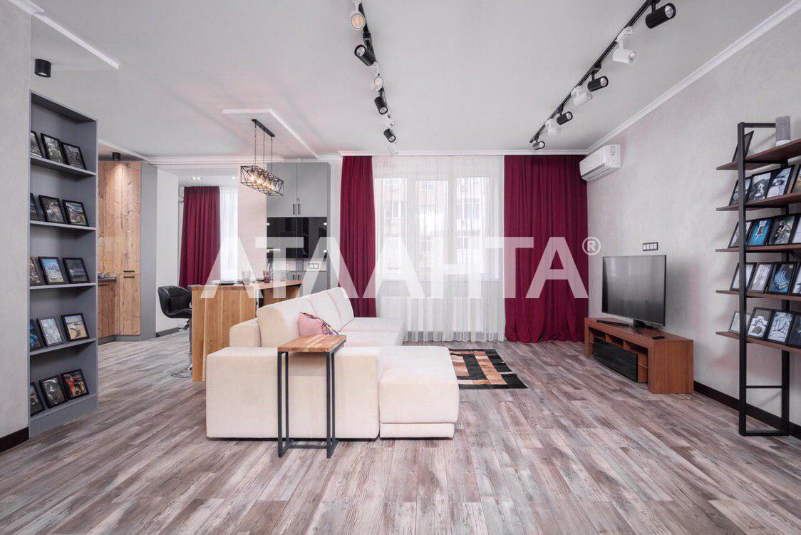 Сдается 1-комнатная Квартира на ул. Говорова Марш. — 650 у.е./мес. (фото №2)