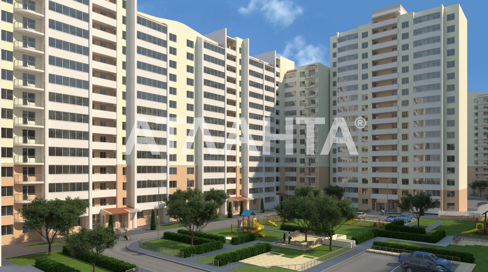 Продается 1-комнатная Квартира на ул. Костанди — 34 350 у.е.