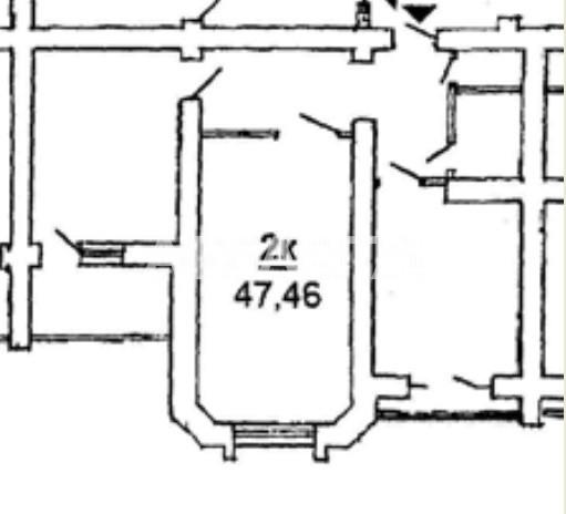 Продается 2-комнатная Квартира на ул. Бочарова Ген. — 19 000 у.е. (фото №8)