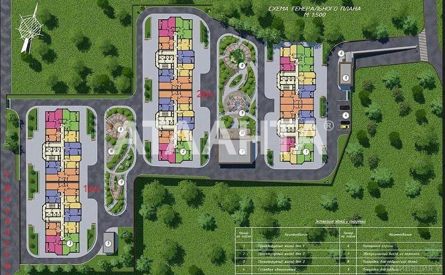 Продается 1-комнатная Квартира на ул. Генуэзская — 41 000 у.е. (фото №8)