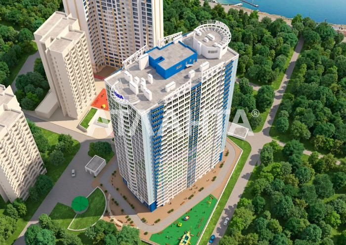 Продается 1-комнатная Квартира на ул. Новобереговая — 50 500 у.е. (фото №5)