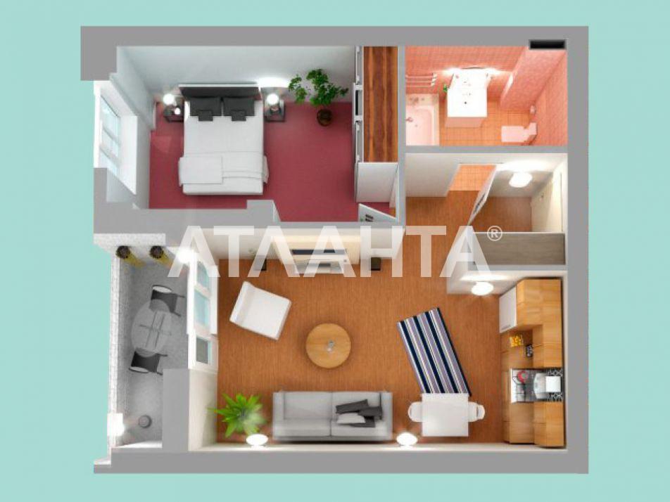 Продается 1-комнатная Квартира на ул. Сахарова — 24 000 у.е. (фото №3)