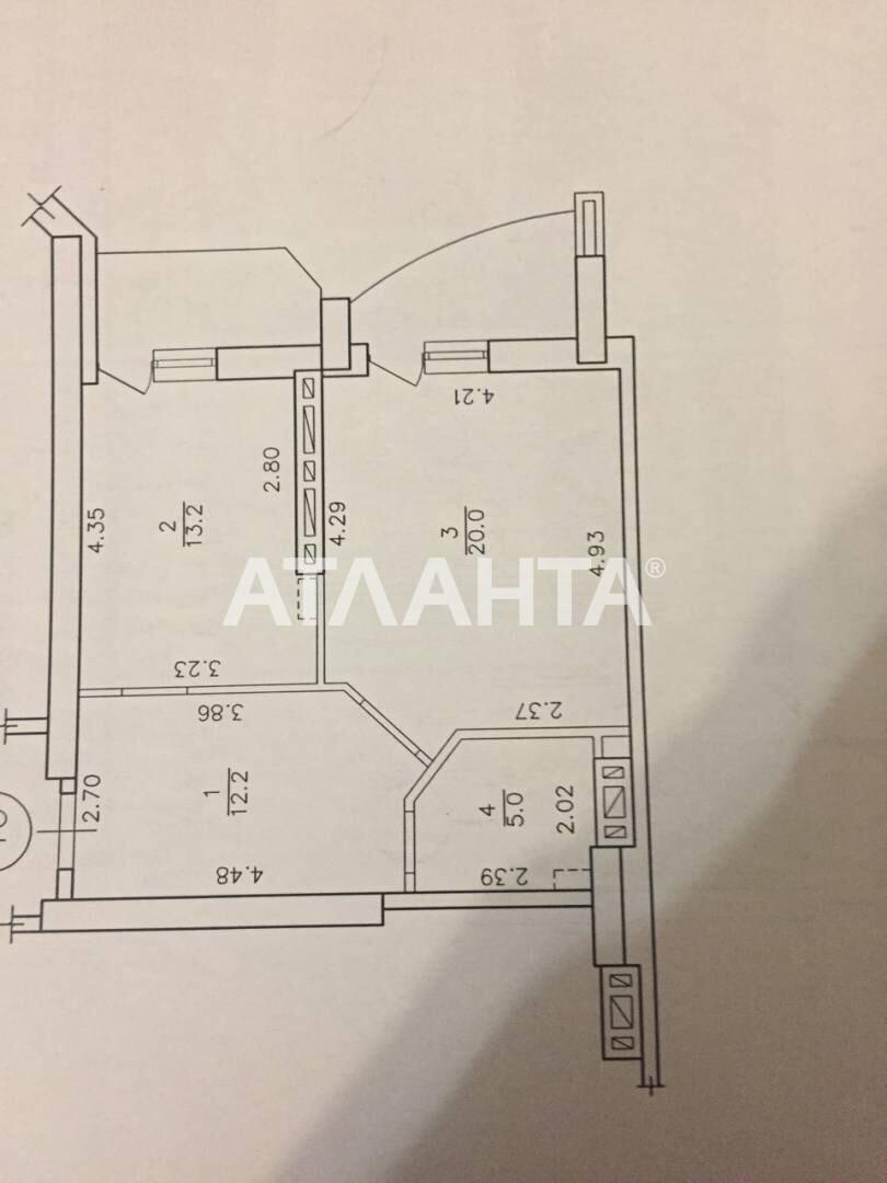 Продается 1-комнатная Квартира на ул. Говорова Марш. — 67 000 у.е. (фото №5)