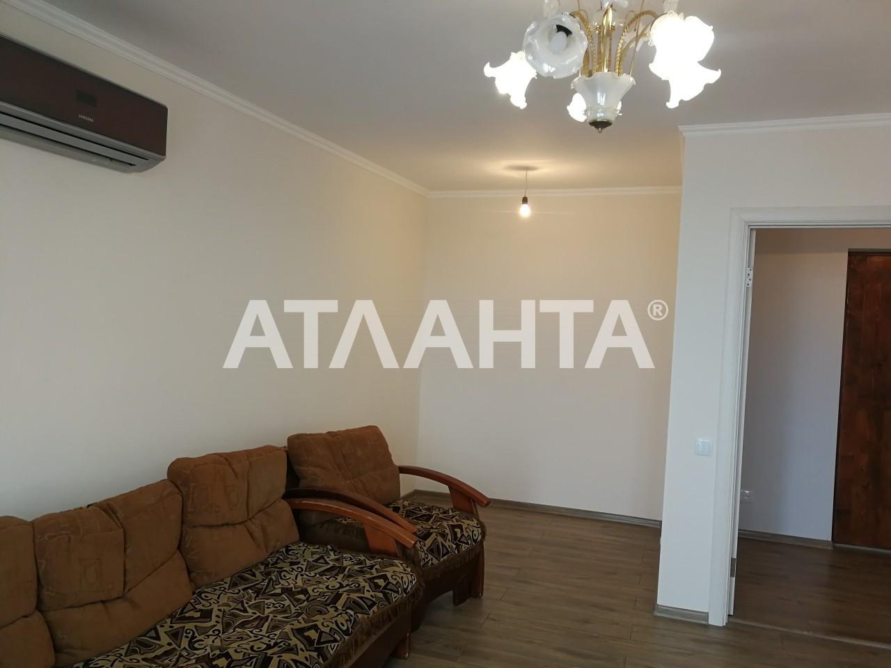 Продается 1-комнатная Квартира на ул. Ицхака Рабина — 34 000 у.е. (фото №4)