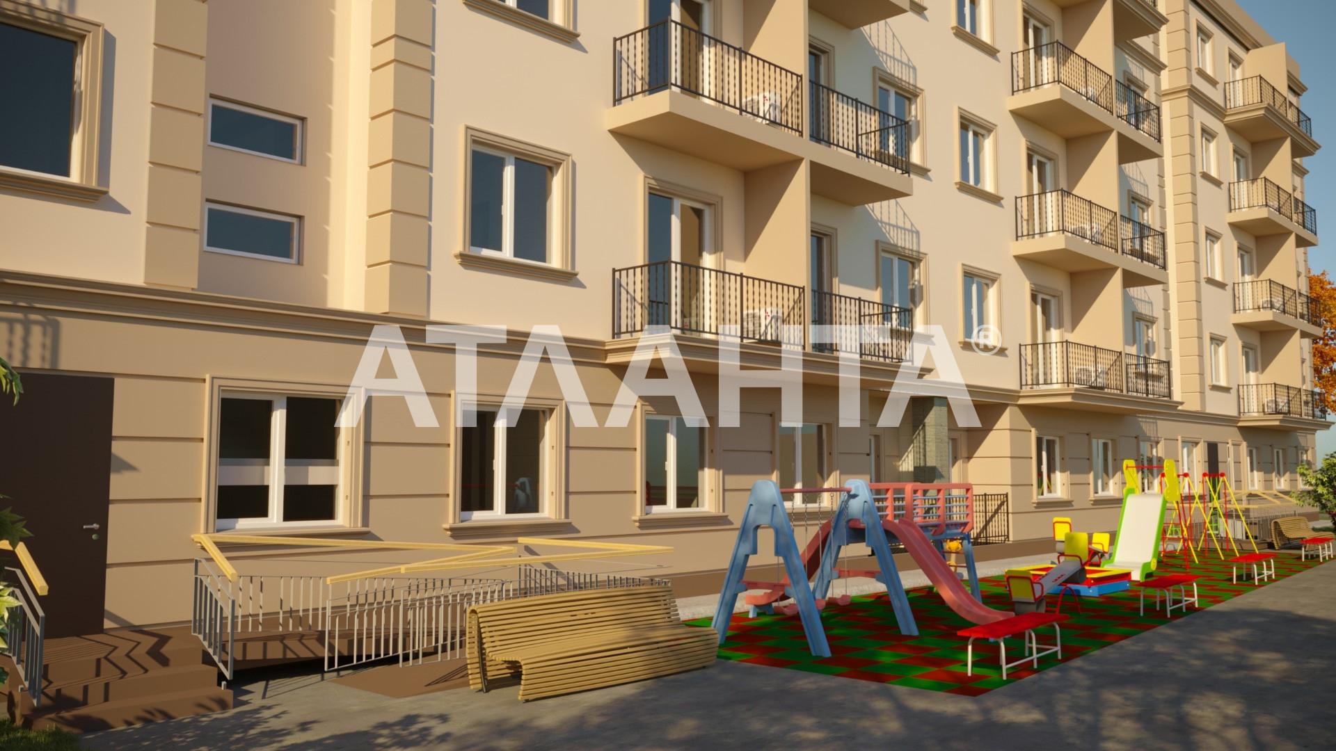 Продается 2-комнатная Квартира на ул. Люстдорфская Дор. (Черноморская Дор.) — 29 088 у.е.
