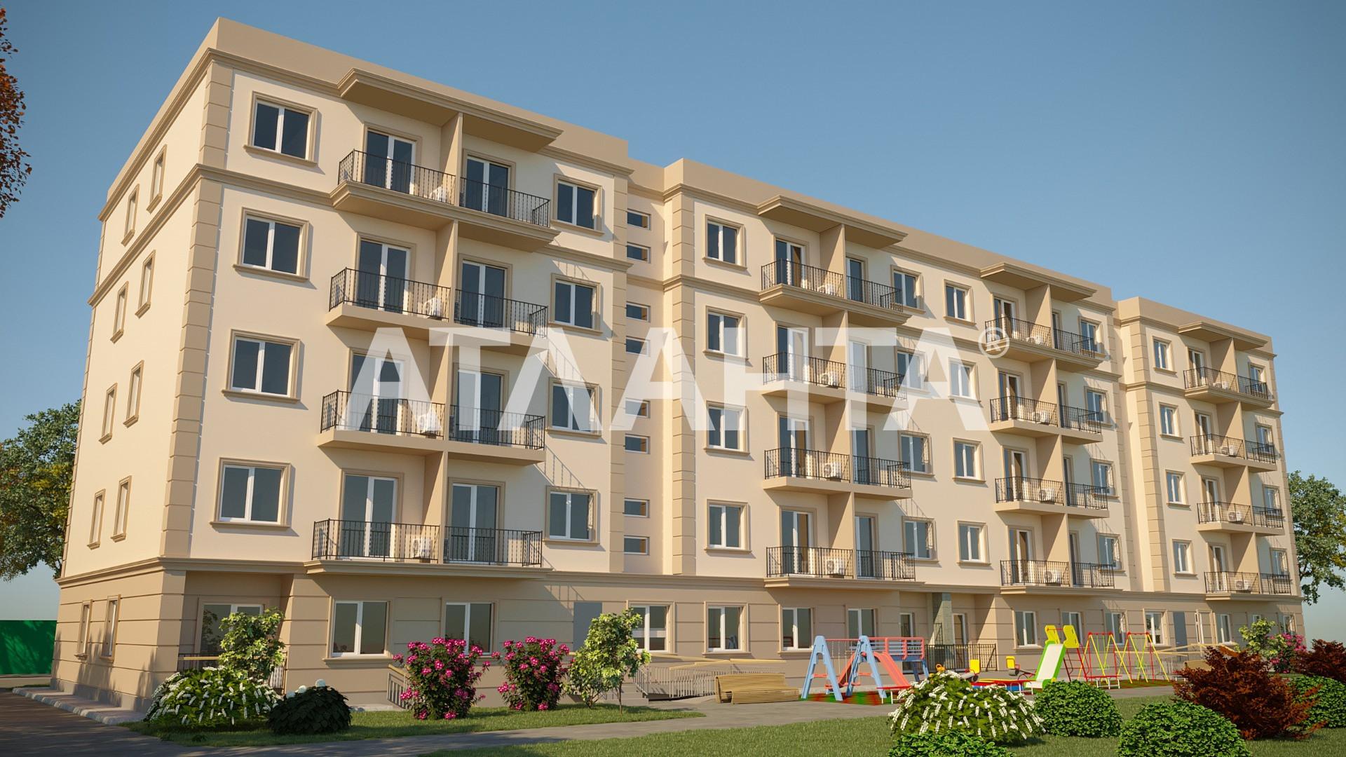 Продается 2-комнатная Квартира на ул. Люстдорфская Дор. (Черноморская Дор.) — 29 088 у.е. (фото №2)
