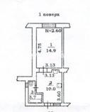 Продается 1-комнатная Квартира на ул. Мечникова — 22 500 у.е. (фото №11)