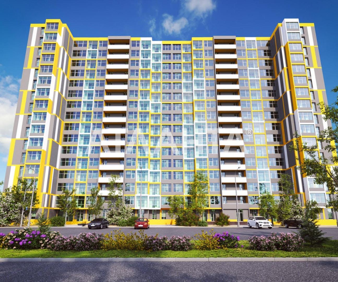 Продается 1-комнатная Квартира на ул. Бугаевская (Инструментальная) — 19 580 у.е. (фото №3)