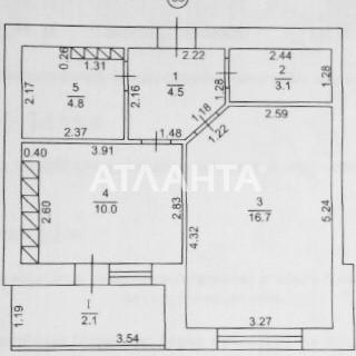 Продается 1-комнатная Квартира на ул. Трамвайная — 34 000 у.е. (фото №3)