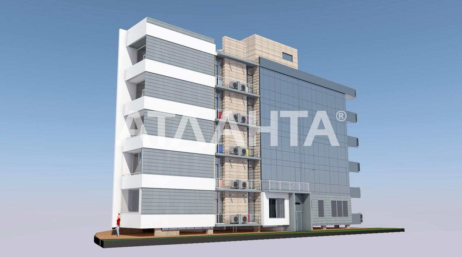 Продается 1-комнатная Квартира на ул. Леваневского — 30 328 у.е.