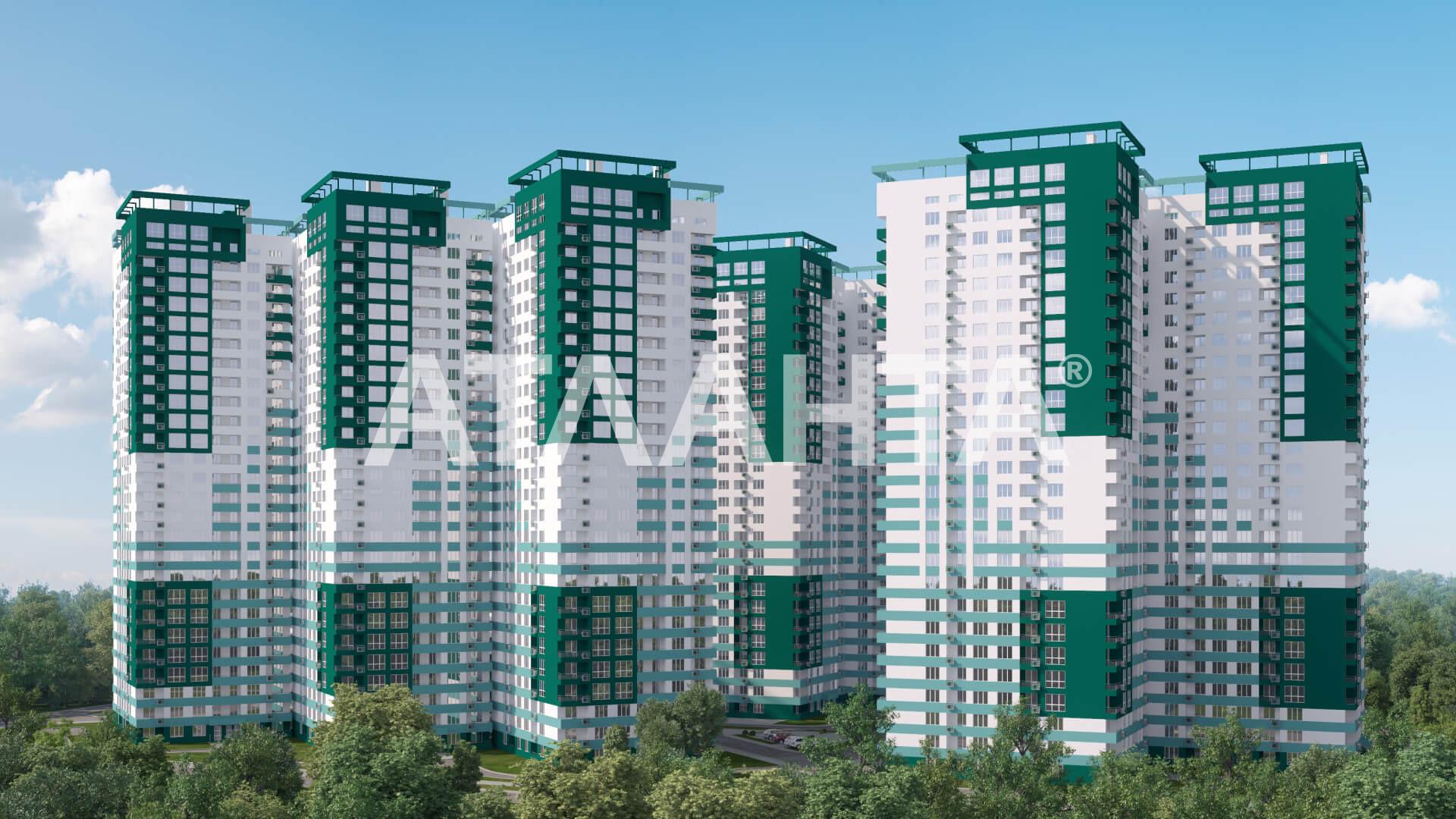 Продается 1-комнатная Квартира на ул. Жаботинского (Пролетарская) — 27 640 у.е. (фото №2)