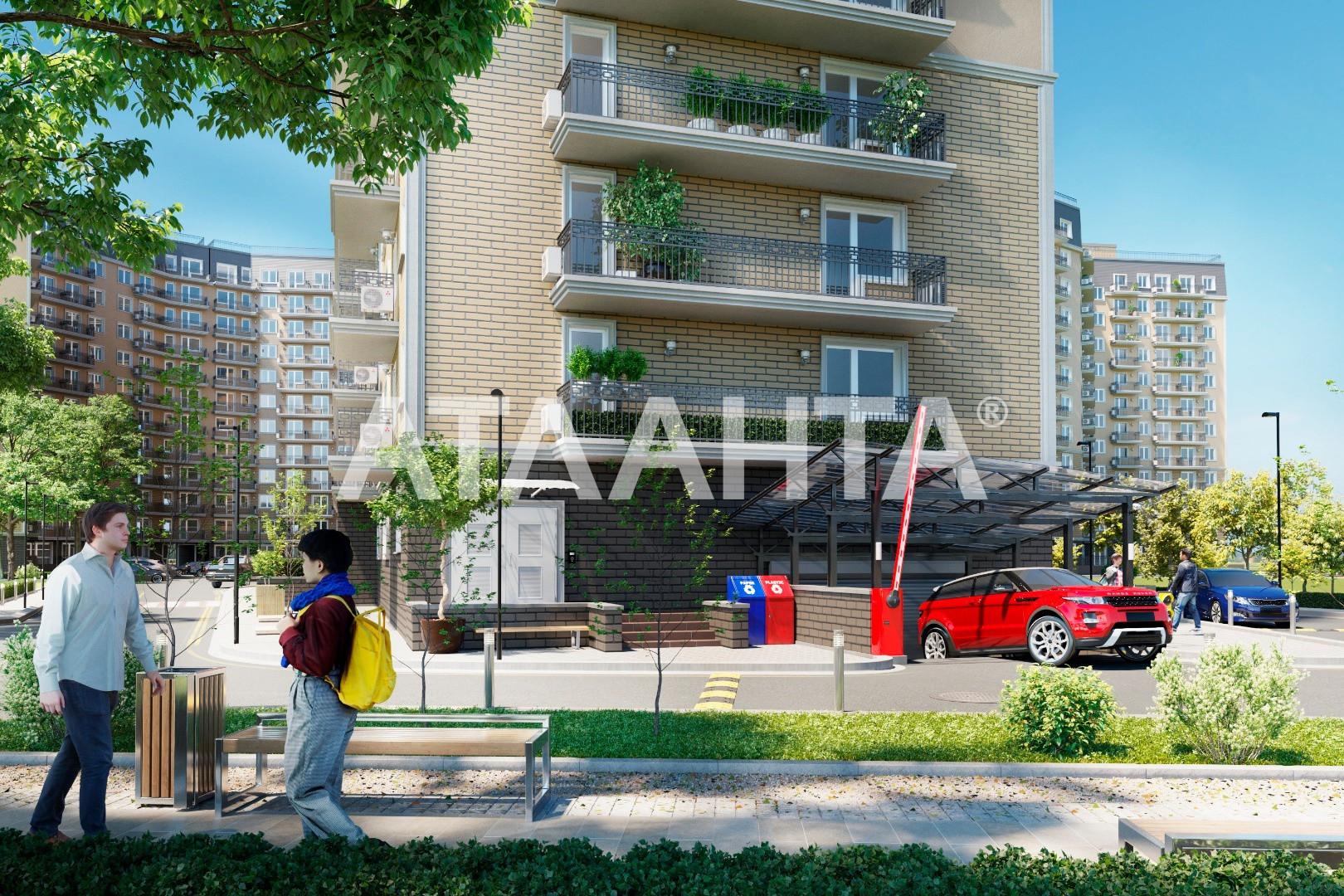 Продается 1-комнатная Квартира на ул. Люстдорфская Дор. (Черноморская Дор.) — 28 100 у.е. (фото №2)