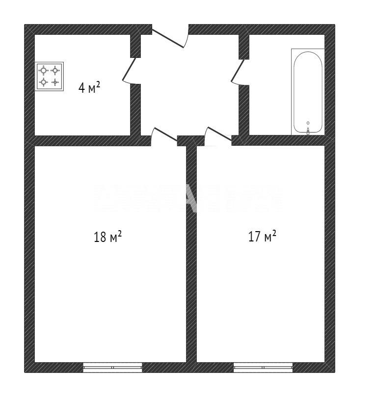 Продается 2-комнатная Квартира на ул. Генуэзская — 85 000 у.е. (фото №16)