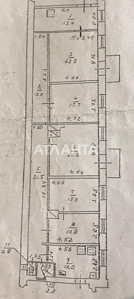 Продается 1-комнатная Квартира на ул. Екатерининская — 11 500 у.е. (фото №5)