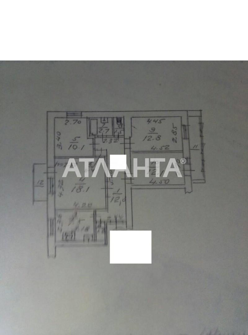 Продается 4-комнатная Квартира на ул. Николаевская Дор. (Котовская Дор.) — 55 000 у.е. (фото №15)