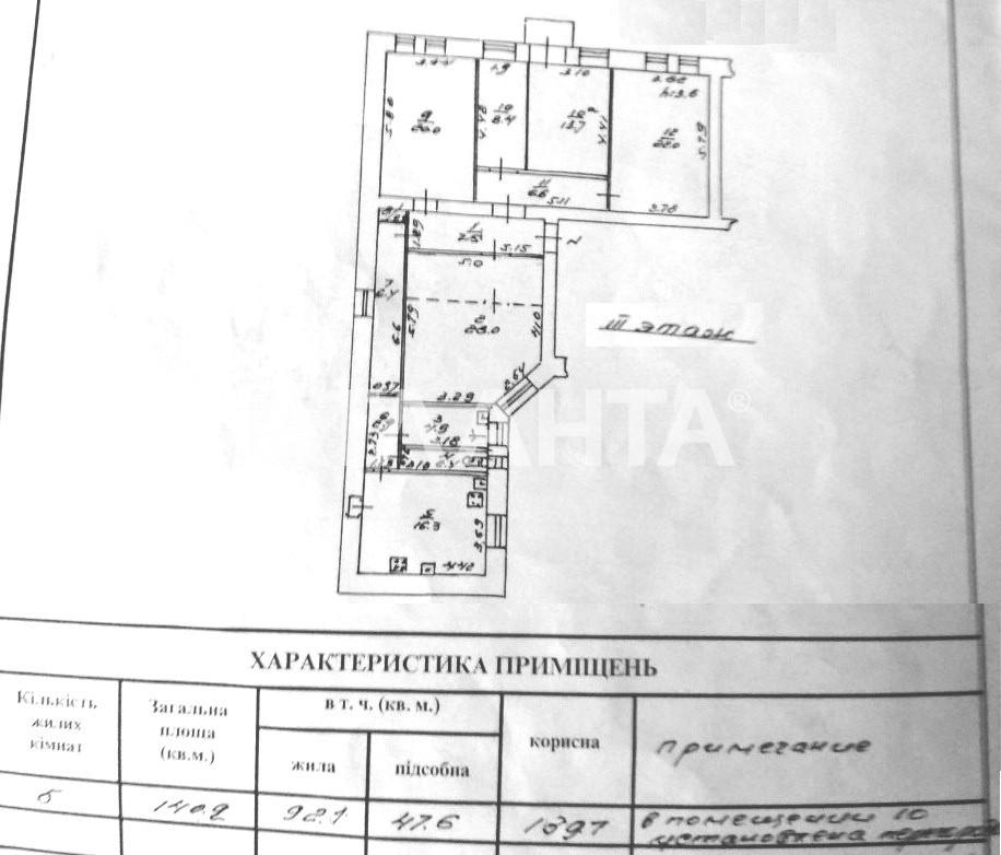 Продается Коммунальная на ул. Малая Арнаутская (Воровского) — 13 000 у.е. (фото №4)