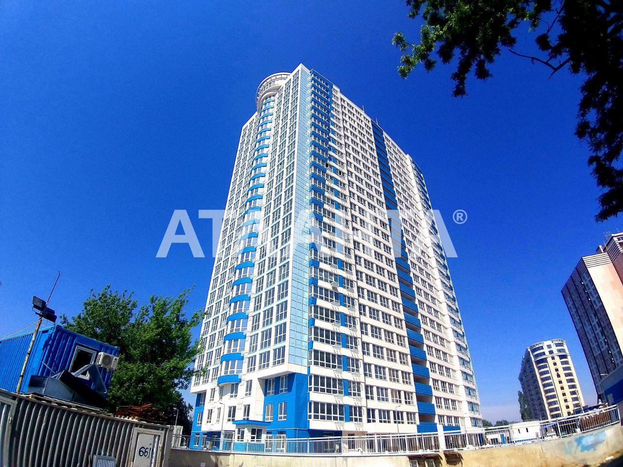 Продается 1-комнатная Квартира на ул. Новобереговая — 53 200 у.е. (фото №3)