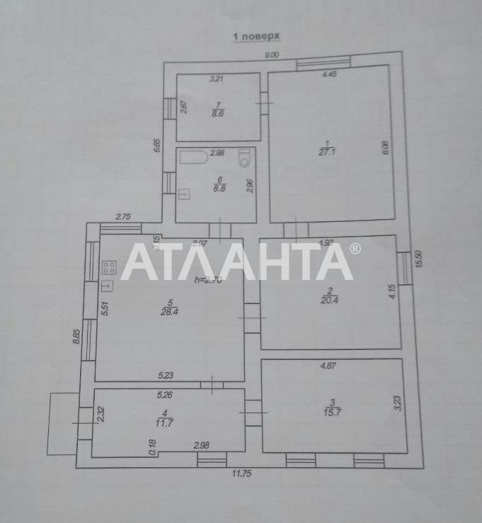 Продается Дом на ул. 3-Я Линия — 200 000 у.е. (фото №4)
