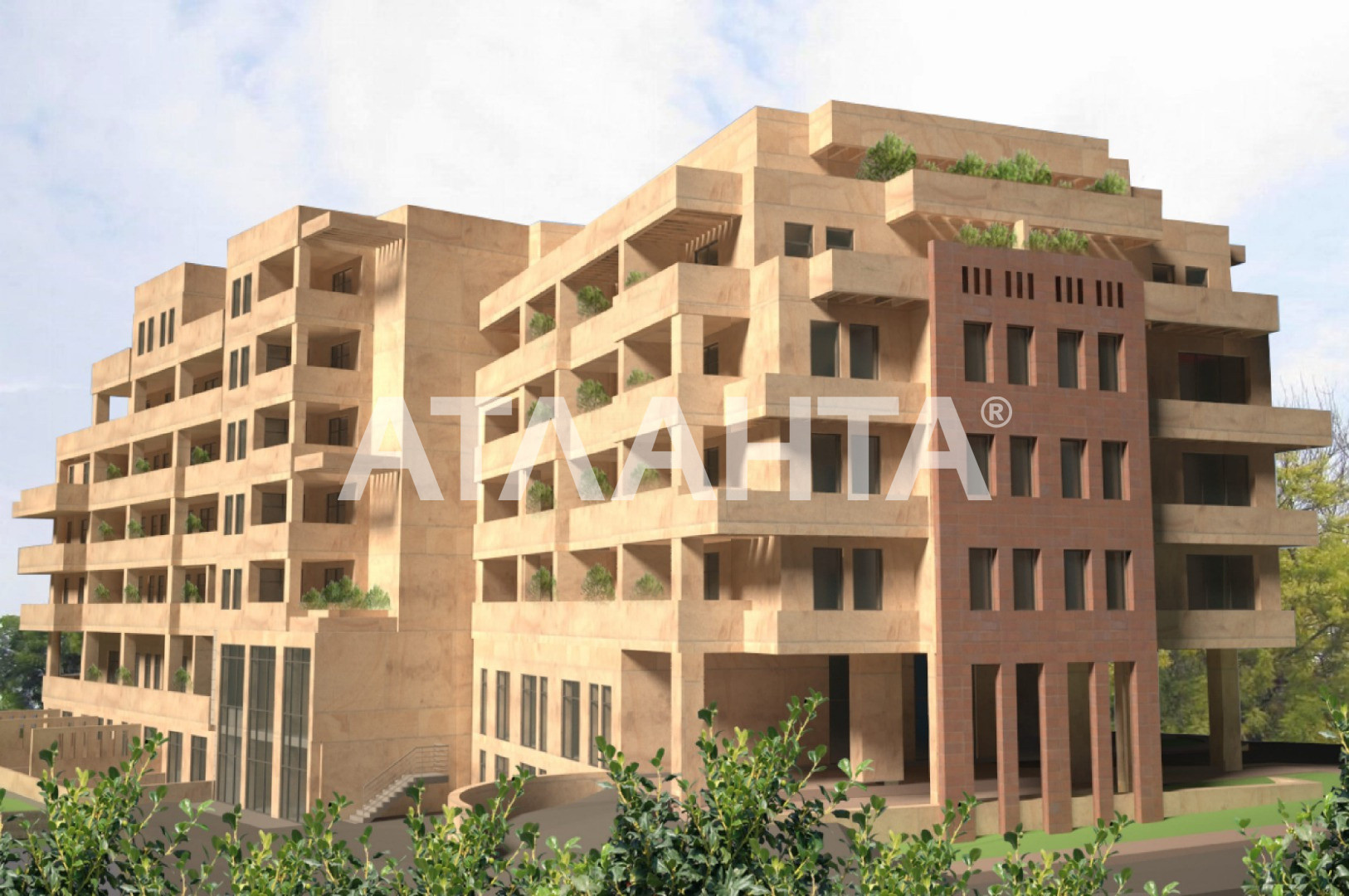 Продается 2-комнатная Квартира на ул. Каманина — 91 070 у.е.