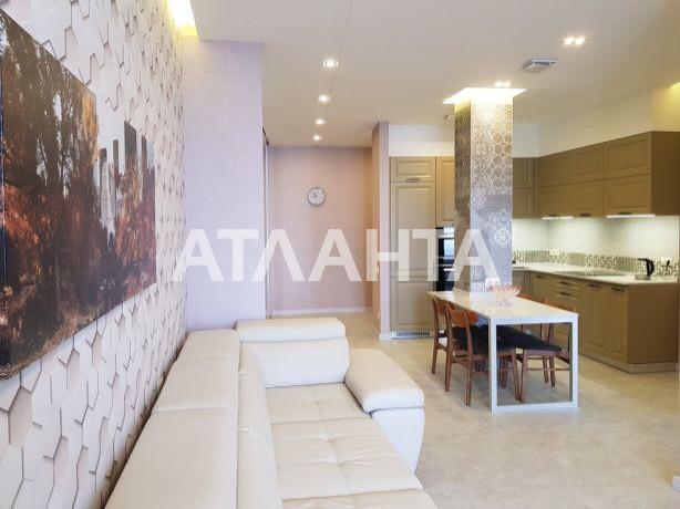 Продается 1-комнатная Квартира на ул. Фонтанская Дор. (Перекопской Дивизии) — 153 000 у.е. (фото №2)