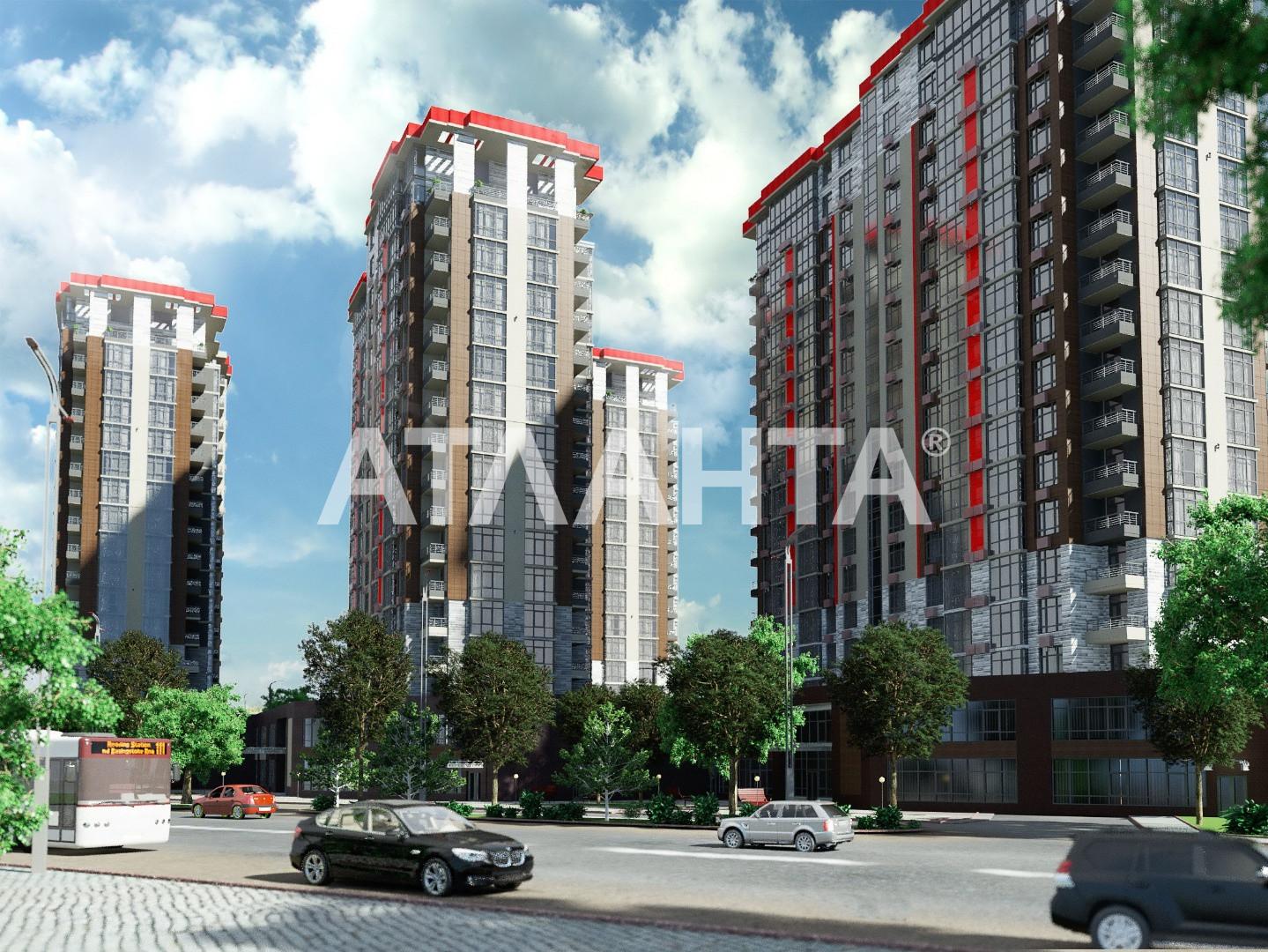 Продается 1-комнатная Квартира на ул. Филатова Ак. — 30 150 у.е. (фото №2)