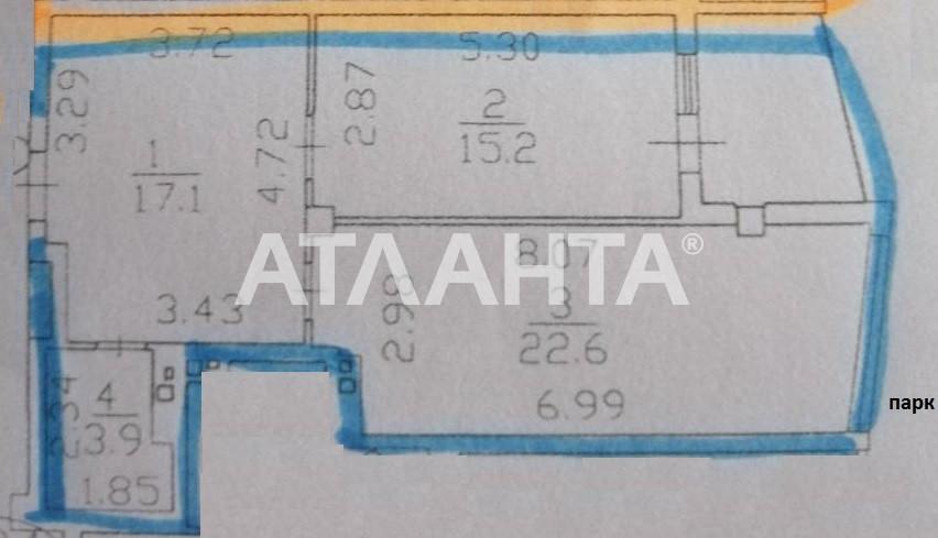 Продается 1-комнатная Квартира на ул. Фонтанская Дор. (Перекопской Дивизии) — 86 240 у.е. (фото №5)