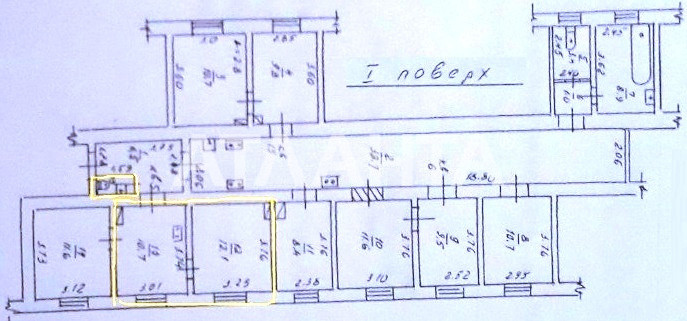 Продается Коммунальная на ул. Нежинская (Франца Меринга) — 14 000 у.е. (фото №7)
