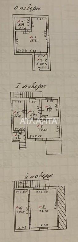 Продается Дом на ул. 3-Я Линия — 22 000 у.е. (фото №10)