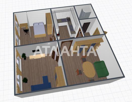 Продается 2-комнатная Квартира на ул. Генуэзская — 90 000 у.е. (фото №11)