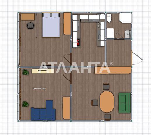 Продается 2-комнатная Квартира на ул. Генуэзская — 90 000 у.е. (фото №12)