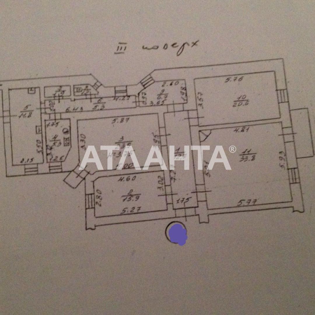 Продается 4-комнатная Квартира на ул. Маразлиевская (Энгельса) — 110 000 у.е. (фото №3)