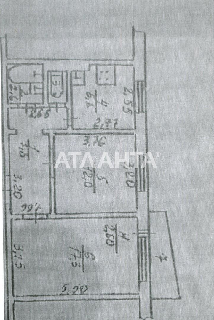 Продается 2-комнатная Квартира на ул. Заболотного Ак. — 40 500 у.е. (фото №8)