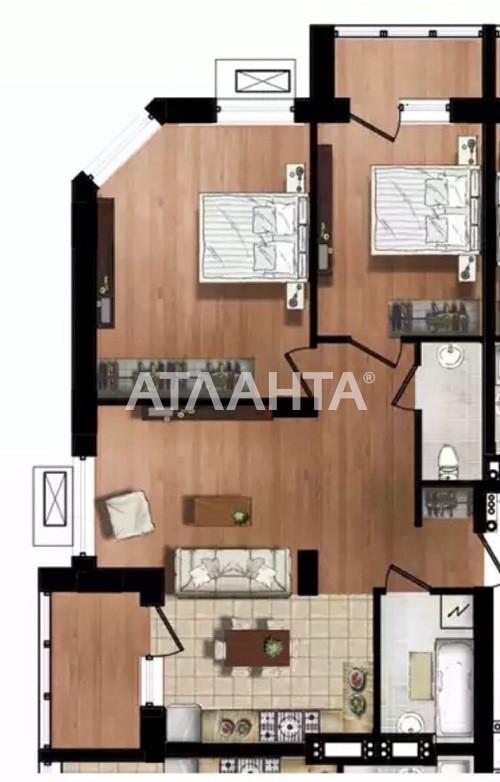 Продается 2-комнатная Квартира на ул. Строителей — 45 600 у.е. (фото №3)