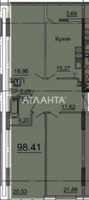 Продается 2-комнатная Квартира на ул. Фонтанская Дор. (Перекопской Дивизии) — 187 000 у.е. (фото №3)