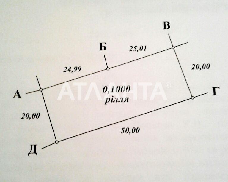 Продается Земельный участок на ул. Красносельская — 7 000 у.е. (фото №2)