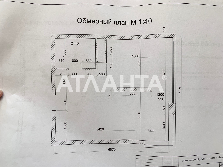 Продается 1-комнатная Квартира на ул. Балковская (Фрунзе) — 50 000 у.е. (фото №27)