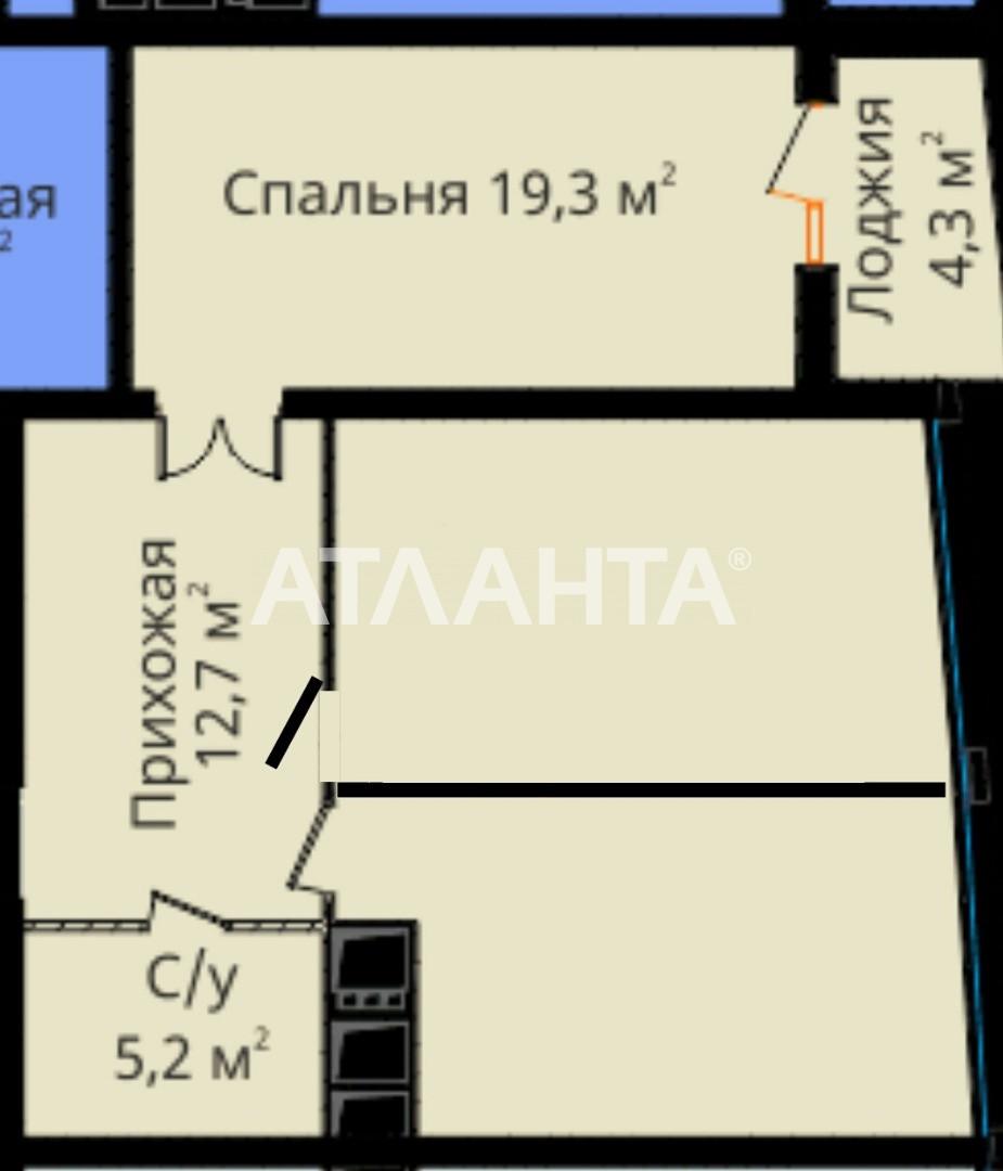 Продается 2-комнатная Квартира на ул. Новобереговая — 92 000 у.е. (фото №3)
