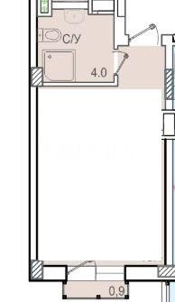 Продается 1-комнатная Квартира на ул. Николаевская Дор. (Котовская Дор.) — 24 000 у.е. (фото №12)