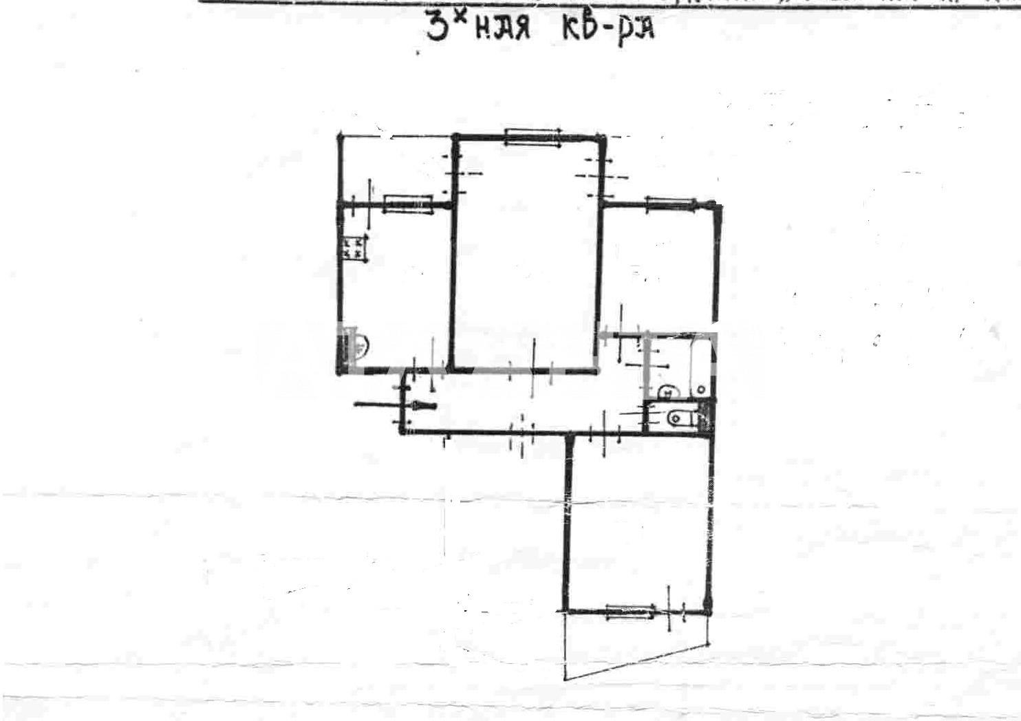 Продается 3-комнатная Квартира на ул. Высоцкого — 50 000 у.е. (фото №11)