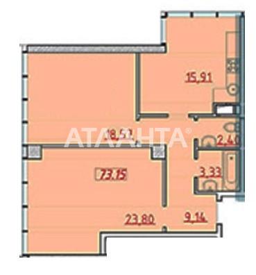 Продается 2-комнатная Квартира на ул. Большая Арнаутская (Чкалова) — 103 680 у.е. (фото №9)
