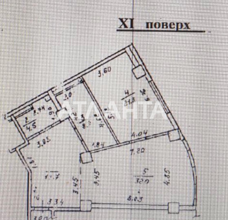 Продается 2-комнатная Квартира на ул. Генуэзская — 65 000 у.е. (фото №2)