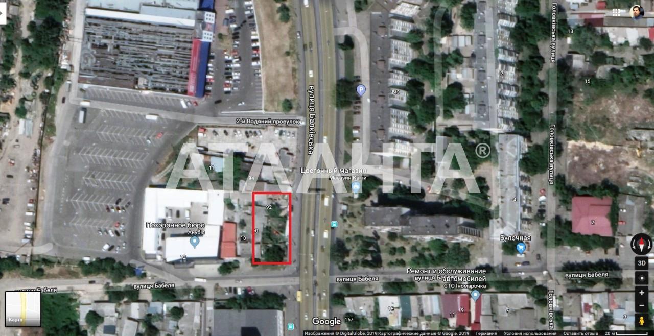 Продается Земельный участок на ул. Балковская (Фрунзе) — 200 000 у.е.