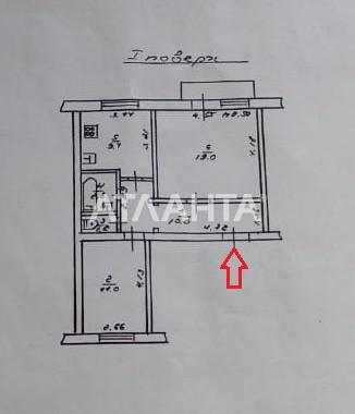 Продается 2-комнатная Квартира на ул. Бочарова Ген. — 29 000 у.е. (фото №2)