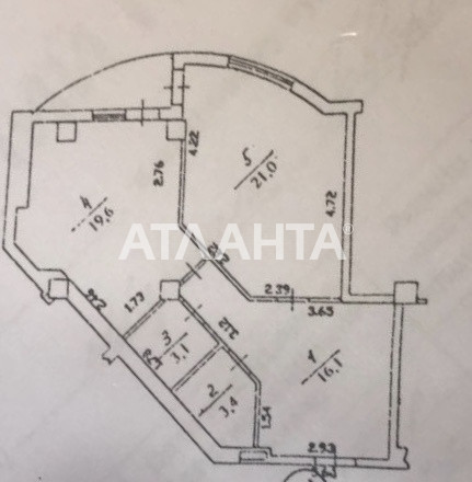 Продается 2-комнатная Квартира на ул. Говорова Марш. — 130 000 у.е. (фото №20)