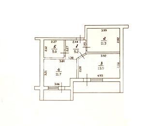 Продается 1-комнатная Квартира на ул. Ядова Сергея (Юбилейная) — 35 000 у.е. (фото №9)