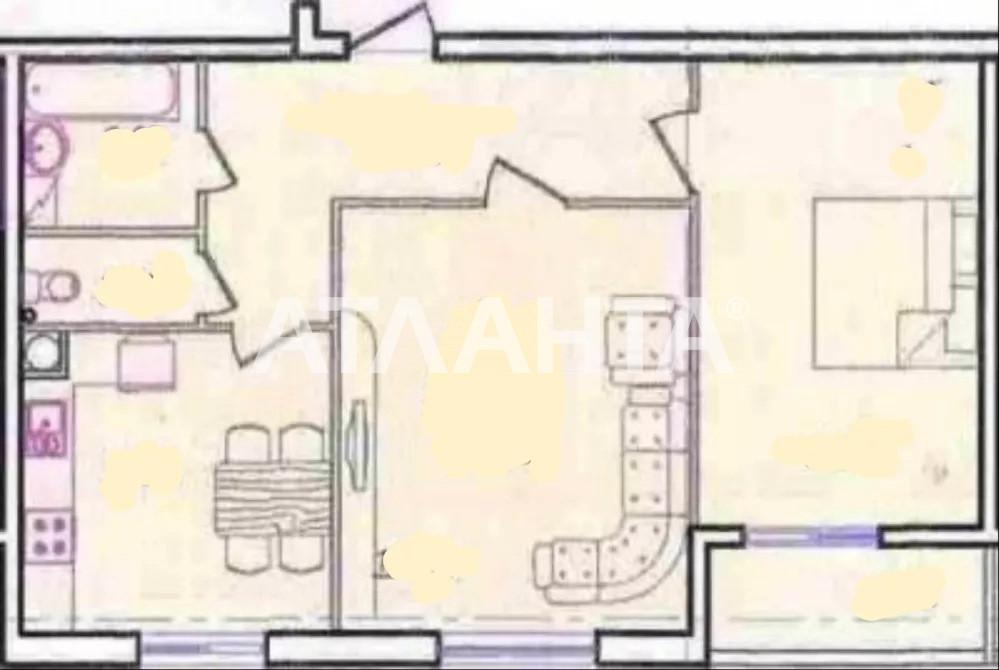 Продается 2-комнатная Квартира на ул. Радужный М-Н — 45 500 у.е. (фото №11)