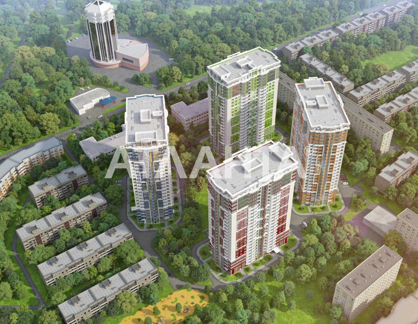 Продается 1-комнатная Квартира на ул. Гагарина Пр. — 49 000 у.е. (фото №3)